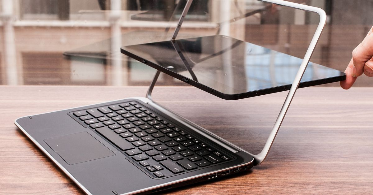 Dell XPS 12 Convertible Laptop/Tablet